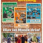 Volksdorfer Zeitung – 10. Volksdorfer Blues Festival