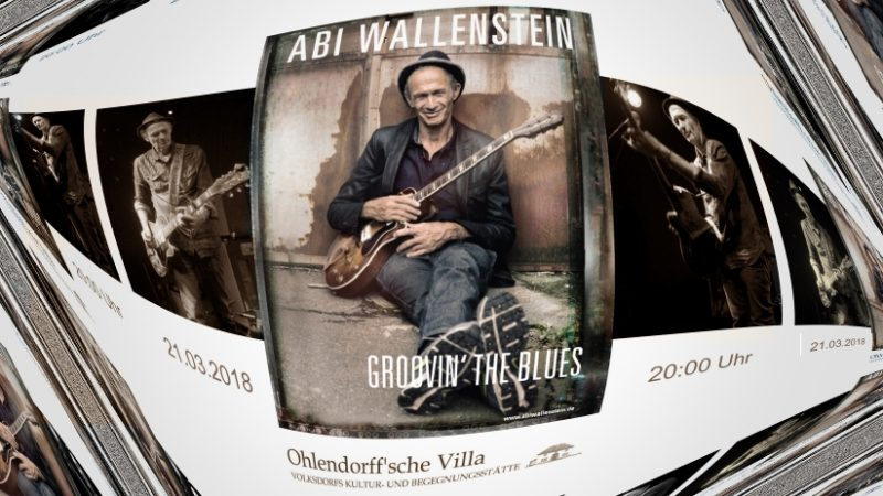 Abi Wallenstein beim HumpDayBlues 2018