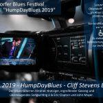 20.02.2019 – Cliff Stevens Band – HumpDayBlues – Ohlendorffsche Villa
