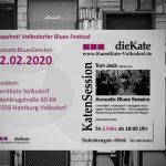 02.02.2020 – Acoustic Blues Session (ABS) – KunstKate Volksdorf
