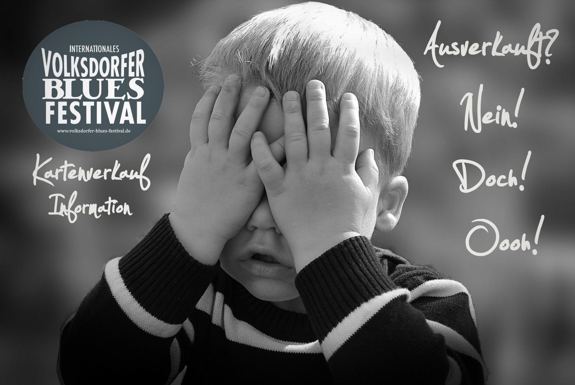 13.11.2019 – 11.Volksdorfer Blues Festival 2019 ausverkauft!