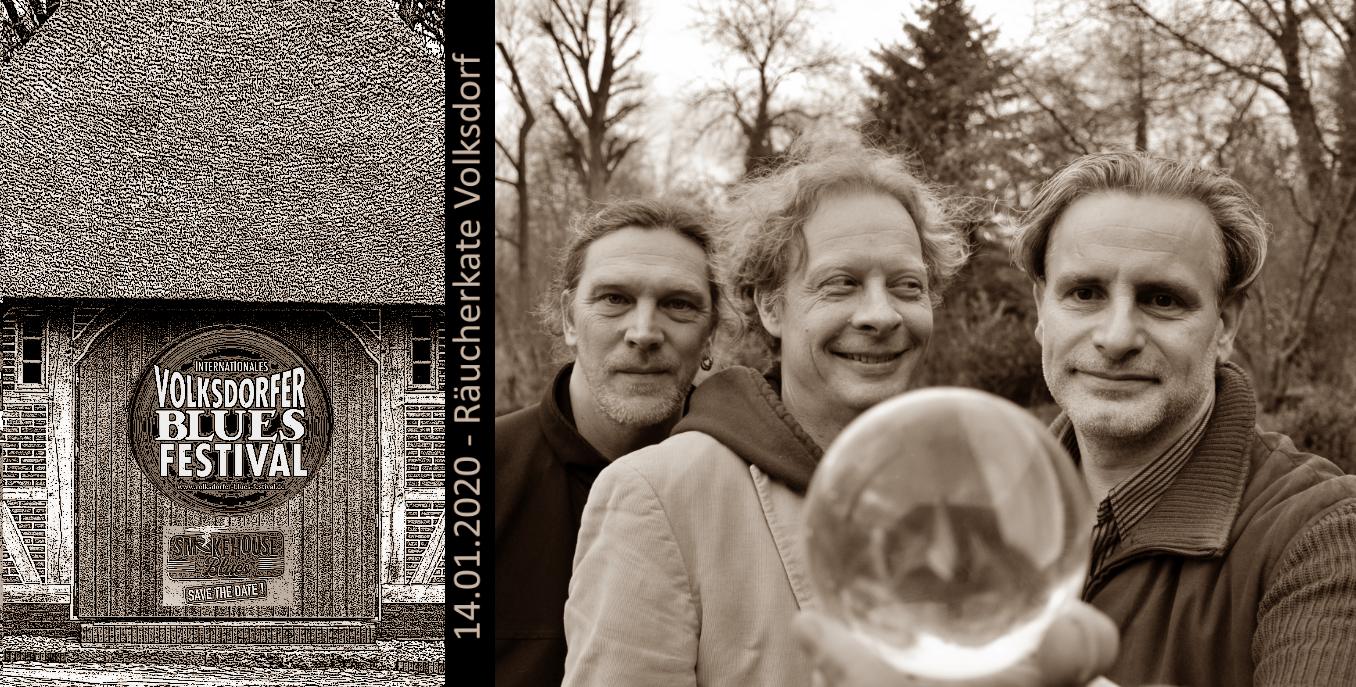 Doctor Love Power - 1. Smoke House Blues Räucherkate Volksdorf