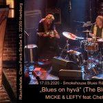 17.03.2020 – 2. Smokehouse Blues Räucherkate Volksdorf