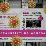 05.04.2020 – Acoustic Blues Session (ABS) – KunstKate Volksdorf