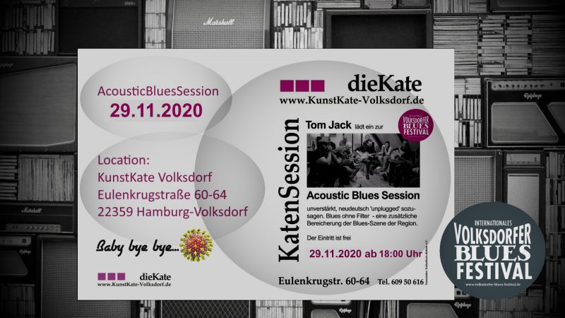 Acoustic Blues Session Nov 2020