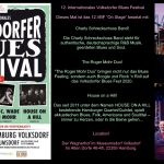 21.11.2020 – 12. Internationales Volksdorfer Blues Festival 2020