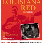 22.10.2021 – A Tribute to Louisiana Red.